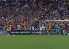 ¿Pero qué intentaba hacer Halilovic en su penalti?