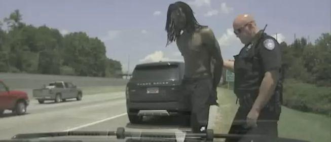 Un jugador de los Pacers arrestado por ir ¡a 170 km/h!