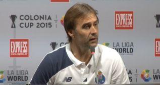 """Lopetegui: """"Casillas tiene la ilusión de un chaval"""""""