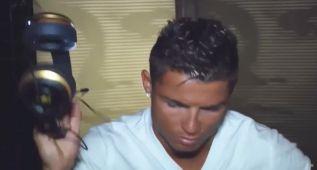 """Cristiano deja otra entrevista: """"Me importa una m... la FIFA"""""""