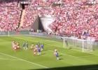 El paradón de Cech ante sus ex que dio el título al Arsenal