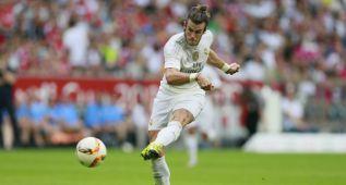 Así fue el primer gol de Bale este verano: Vorm ayudó