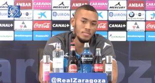 """Hinestroza: """"Vengo a Segunda pero me siento en Primera"""""""