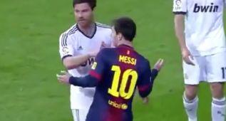 Los encontronazos más duros de Messi con los rivales