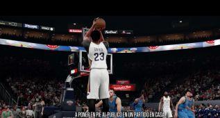 NBA 2K16 se promociona con la historia de Anthony Davis