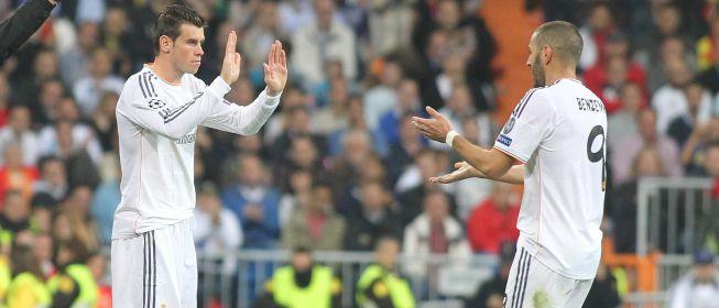 Virtudes y defectos de Bale y Benzema para ser titular