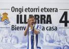 La Real presenta a Illarra: