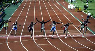 5 carreras míticas en la historia de los 100 m para no olvidar