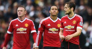 El United pierde y De Gea volvió a estar fuera de la lista
