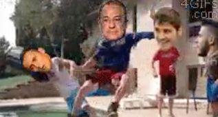 Así se veía la situación de Keylor en el Real Madrid