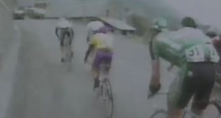 Así fue la etapa más dura de la historia de la Vuelta a España