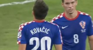 El pase magnifíco de Modric y el fallo garrafal de Kovacic
