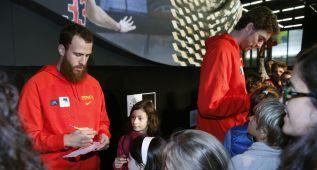 España inicia ante Serbia el sueño del oro europeo