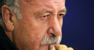 """Del Bosque: """"No hemos decidido el tema de la portería"""""""