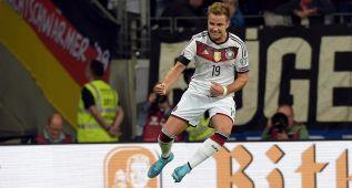 El golazo soberbio de Götze: regate, caño y balón a la red