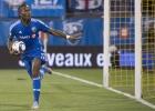 Drogba consiguió su primer hat-trick con el Montreal