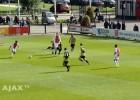 La genialidad en forma de gol del hijo de Patrick Kluivert