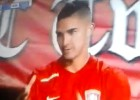 El tanto de Felipe Gutiérrez en importante duelo ante el Ajax