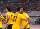 Robinho marca otro golazo y ya es ídolo máximo en China