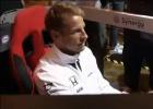 Button se relaja en un simulador antes del GP de Singapur