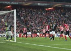 El Athletic se inventó la jugada de estrategia perfecta