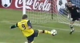 Fernando Torres: los 9 golazos de los 100 del 9 del Atlético