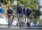 El BMC logra el triunfo y Movistar acaba tercero