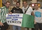 Estos aficionados rememoran el mítico vídeo de Joaquín