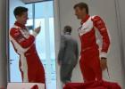 Compañeros de Vidal gozaron como copilotos de carrera