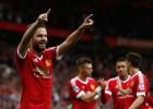 Un gran Mata comanda la fácil victoria del Man. United