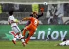 El tremendo zapatazo de Feghouli que elevó al Valencia