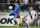 La acrobática asistencia de Callejón en el gol de Mertens