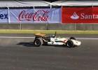 'Checo' Pérez ya corrió en el nuevo autódromo