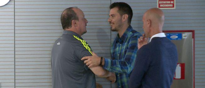 ¿Qué dijo Benítez en su primer derbi al frente del Real Madrid?