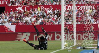 Fenómenos extraños del fútbol: Hoy ni un gol al arcoíris
