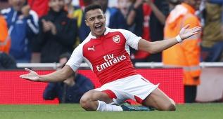 La tarde mágica de Alexis: ¿cuál de sus goles fue mejor?