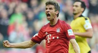 El Borussia no fue rival para el todopoderoso Bayern