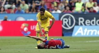 La brutal entrada de Jokic que lesionó a Iván López