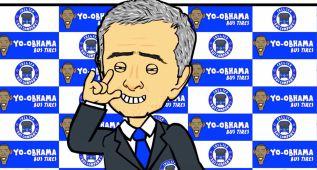 La canción de Mourinho en la que culpa a todo el mundo...