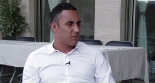 """Keylor Navas: """"Quiero estar muchos años en el Madrid"""""""