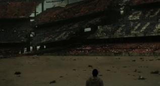 ¿Se imaginan el Camp Nou reducido a escombros?