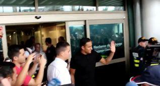 Locura en Costa Rica por la llegada de Keylor Navas