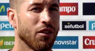 """Ramos: """"Se habla de mi error y también de los cambios"""""""