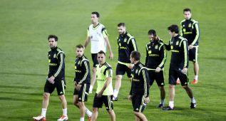 La Selección ya prepara el partido ante Luxemburgo