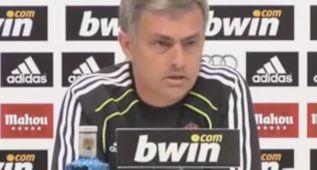 Las chulerías más brutales de Mourinho en sala de prensa