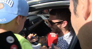 "Ramos, sobre su mensaje a Benítez: ""A mí se me va poco"""