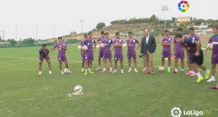 Un joven egipcio paró un penalti a todo un Luis Suárez