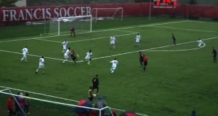 'Clavan' el mítico gol de volea de Henry contra el United