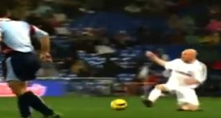 El día que Gravesen se vistió de Zidane e inventó la 'Gravesinha'