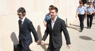 Piden 22 meses y medio de cárcel para Leo Messi